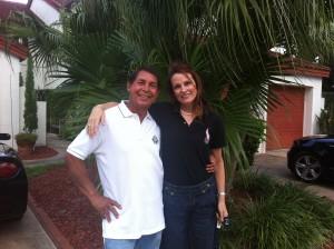 Mike & I